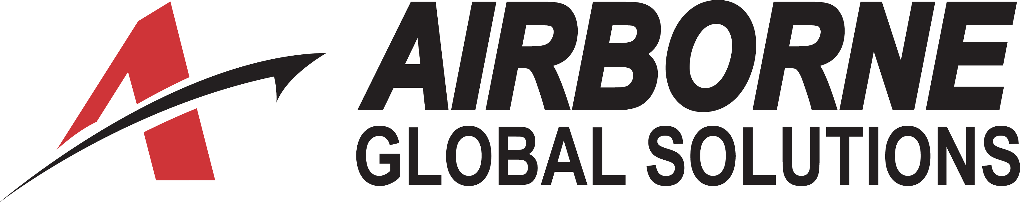 Airborne Global Solutions Logo