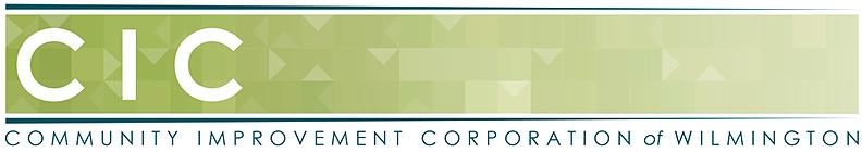 Community Improvement Corporation of Wilmington (CIC) Logo